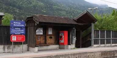 Bahnhof-Kuchl