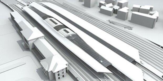Seit Sonntag neue Bahnsteige 1, 2 und 3 in Betrieb
