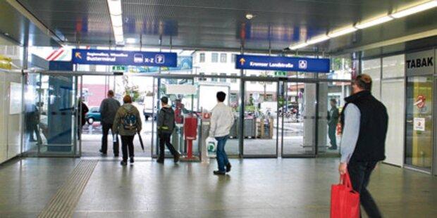 Bahnhof eröffnet nach 4 Jahren Bauzeit