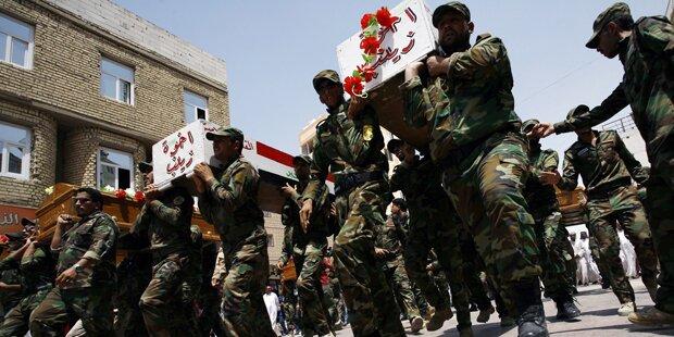 ISIS erobert nordirakische Gebiete zurück
