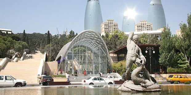 Baku: Knapp an Terror-Katastrophe vorbei