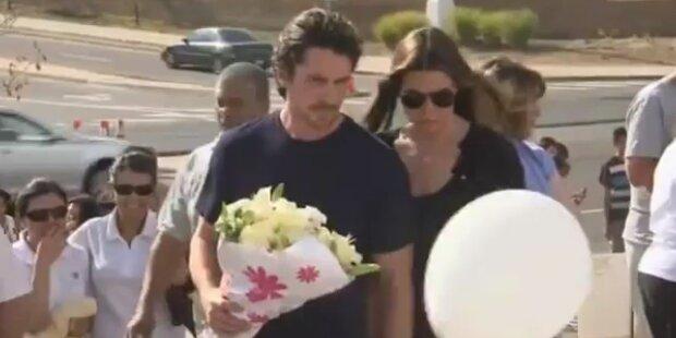 Christian Bale trauert um Kino-Opfer