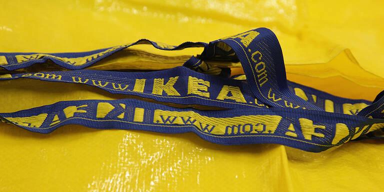 Diese Version der berühmten IKEA-Tasche kostet 2.000 Euro