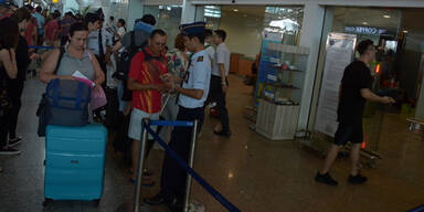 Flughafen auf Bali wieder geöffnet