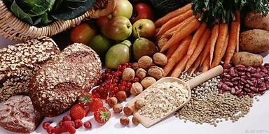 Ballaststoffreiche Kost hilft gegen Reizdarm