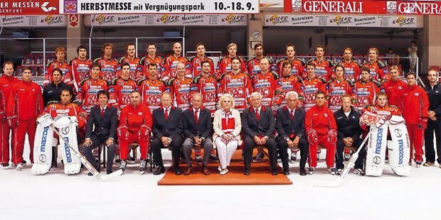 Heidi Horten und ihre 40 starken Männer