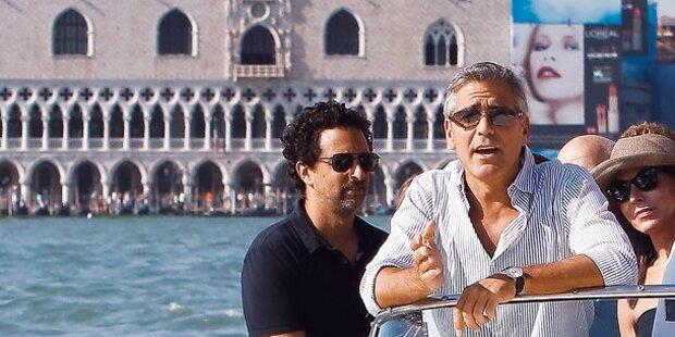 George Clooney zieht alle in seinen Bann