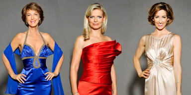 Opernballroben der ORF-Ladys