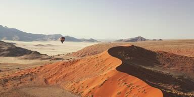 Von der Wüste bis in die Südsee