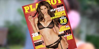 Bambi nackt im Playboy!