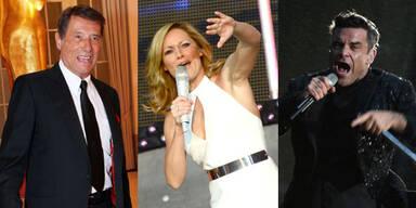 Bambi 2013: Udo Jürgens, Helene Fischer, Robbie Williams