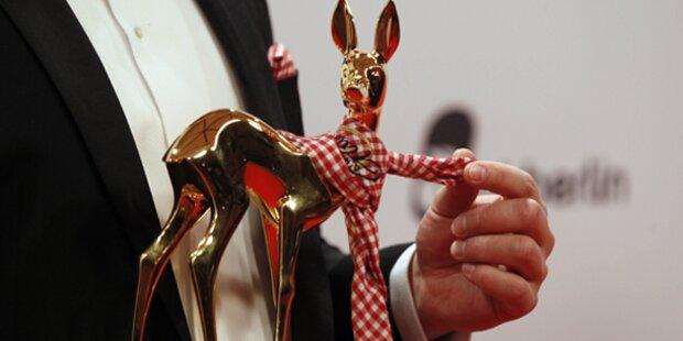 Bambi-Gala geht es an den Kragen