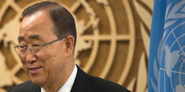 Ban verurteilt Homosexuellen-Verfolgung in UN-Mitgliedsstaaten
