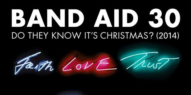 Bob Geldof und Midge Ure beleben zum 30. Jubiläum ihr Charity-Projekt Band Aid wieder.