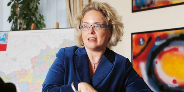 Bandion-Ortner will Korruptions-Gespräche