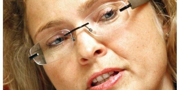 Bandion-Ortner kündigt Justiz-Entlastungspaket an