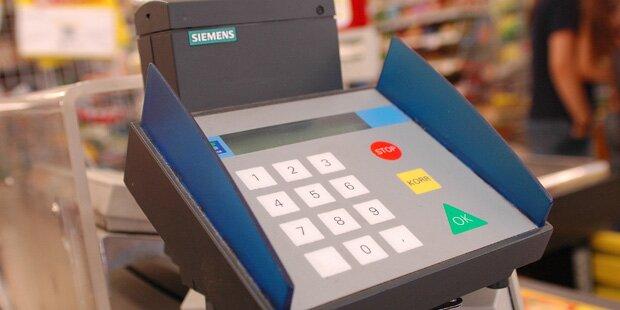 Bankomatkassen in Österreich funktionieren wieder