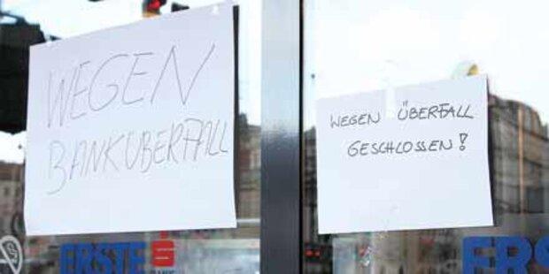 Bewaffneter Banküberfall in Kitzbühel