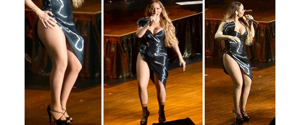 Mariah Carey: Style-Flop
