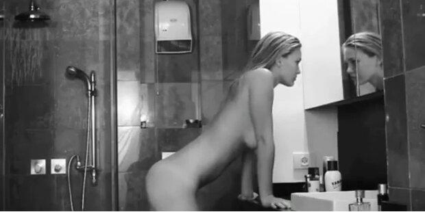 Bar Rafaeli nackt für eigenes Dessouslabel
