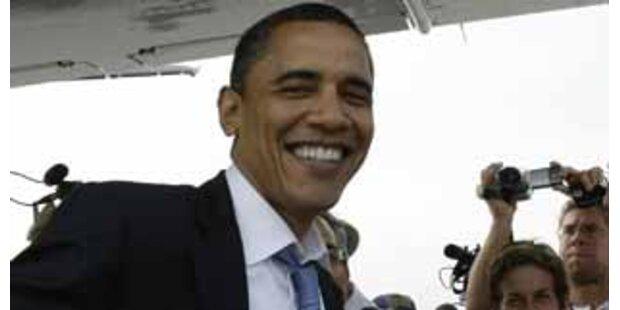 Obama verteidigt in London Auslandsreise