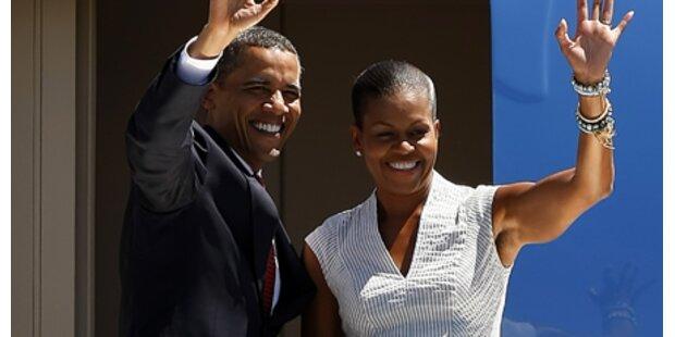 So trainiert Michelle Obama ihre Arme