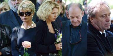 Barbara Rudnik wurde beigesetzt