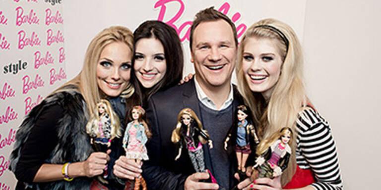 Kollektion 2014: Barbies neue Kleider