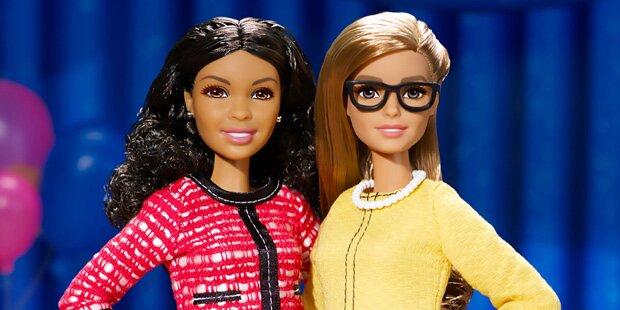 Das sind Barbies Kandidatinnen fürs Weiße Haus