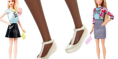 Barbie trägt jetzt Flats