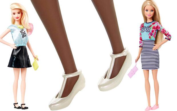 Auch Barbie Jetzt Trägt Barbie Flats Aj5RL4