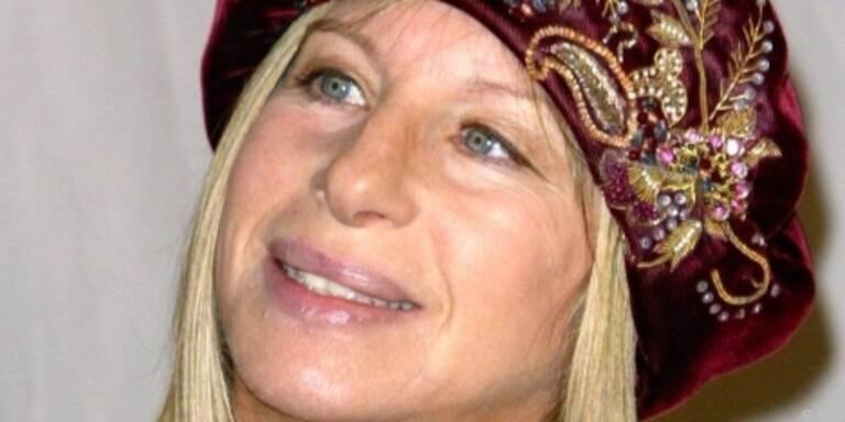 Streisand versteigerte persönliche Gegenstände