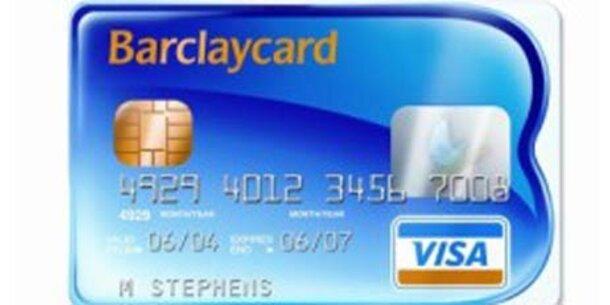 Barclaycard sperrt tausende Kreditkarten