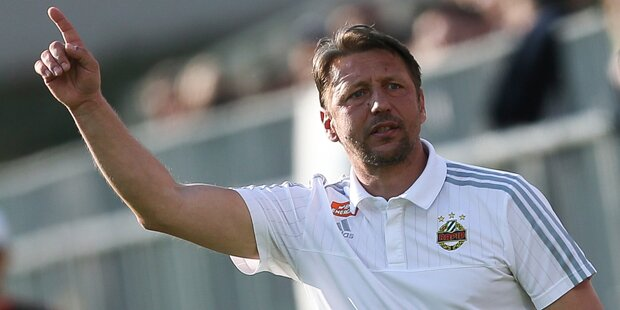 Rapid: Wurde Barisic zu früh entlassen?