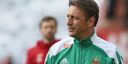 Jetzt fix: Barisic wird Sportchef bei Rapid