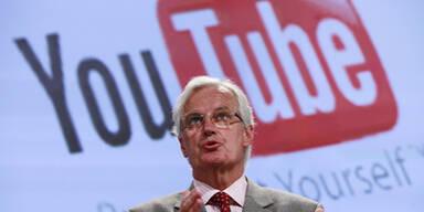 Barnier Kommissar EU Internet