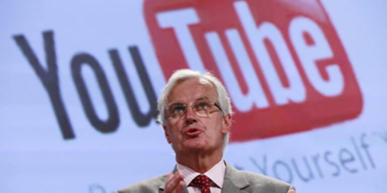 Neue Regeln für Urheberrecht im Internet