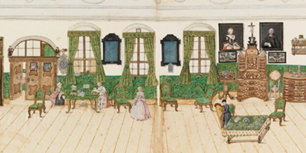 Barockmuseum Salzburg sperrt zu