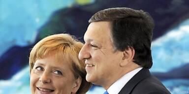 Barroso drängt Deutschland