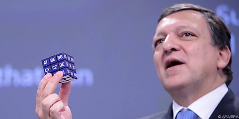 Barroso will neue Wachstumsquellen erschließen