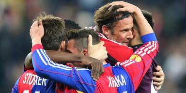 Europa League: Basel fordert Valencia