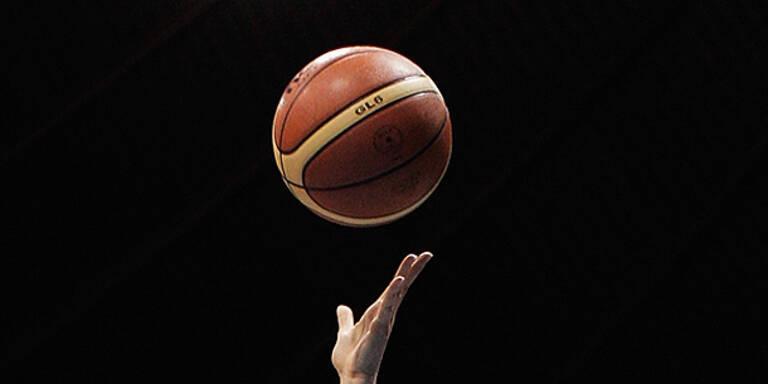 Tsunami-Basketball wieder in Japan