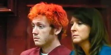 """War """"Batman-Killer"""" vor Gericht unter Drogen?"""