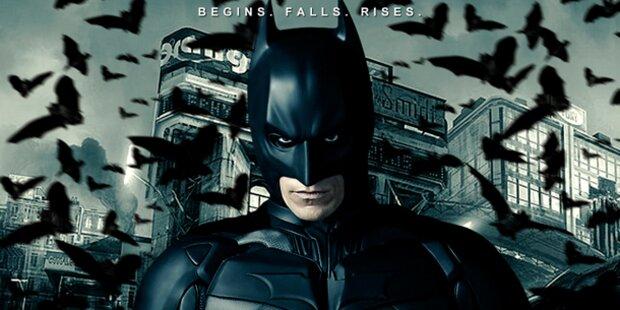 Autorengeheimnis: Batman ist schwul
