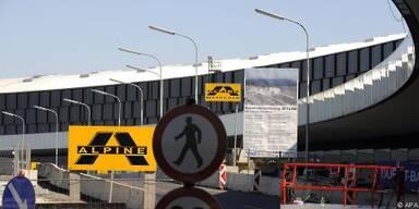 Bauarbeiten sollen im Jänner fortgesetzt werden