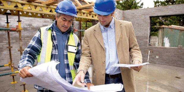 Lohndumping auf den Baustellen