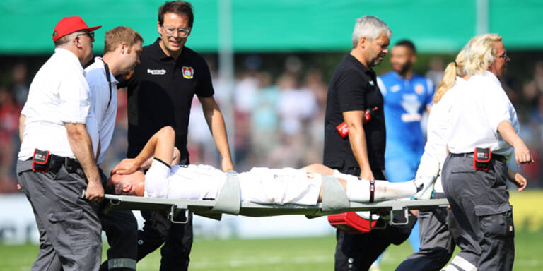 Lange Verletzungspause für ÖFB-Kapitän Baumgartlinger
