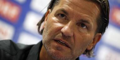Austria-Coach vor dem Rauswurf
