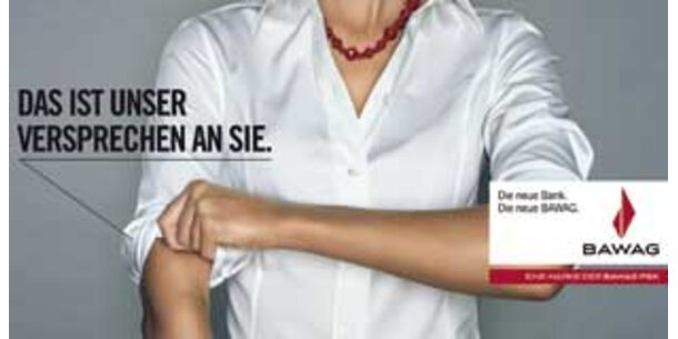 BAWAG startet Werbeoffensive