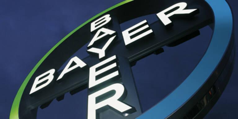 Bayer schielt auf Chinas Gesundheitsmarkt